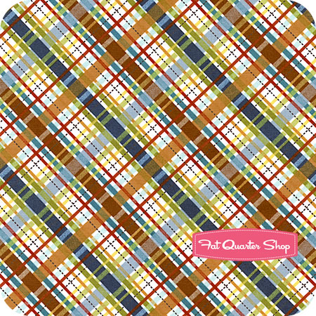 BOY -Multi Lil' Bias Plaid